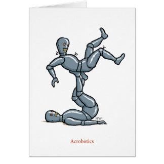 Acrobotics Card