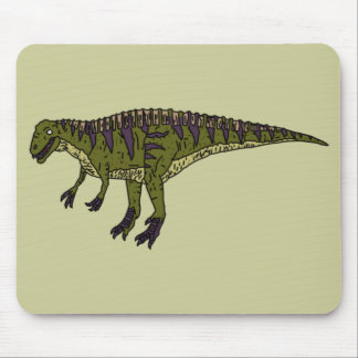 Acrocanthosaur Sam Mouse Pad