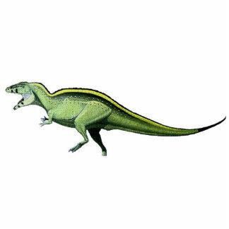Acrocanthosaurus Dino Photo Sculpture Gregory Paul