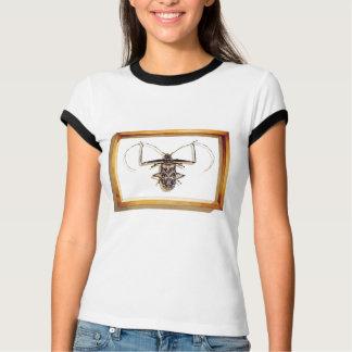 """""""Acrocinus longimanus"""" Insect Watercolor T Shirt"""