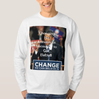 Acronyms for Change T-Shirt