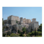 Acropolis - A View from Areopagus Postcard