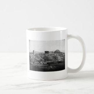 Acropolis ~ Acropolis of Athens Greece 1865 Mugs