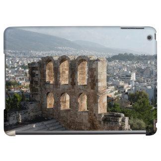 Acropolis Ancient ruins overlooking Athens iPad Air Case