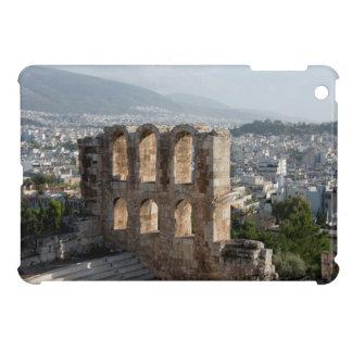 Acropolis Ancient ruins overlooking Athens iPad Mini Case
