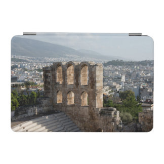 Acropolis Ancient ruins overlooking Athens iPad Mini Cover
