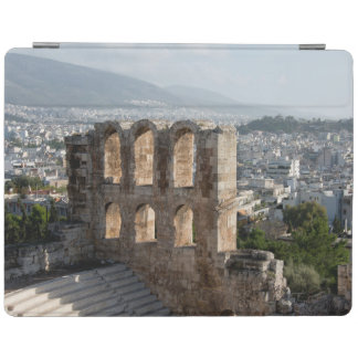 Acropolis Ancient ruins overlooking Athens iPad Smart Cover