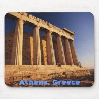 Acrópolis, Atenas, Grecia Tapetes De Ratones