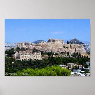 Acrópolis - Atenas Impresiones