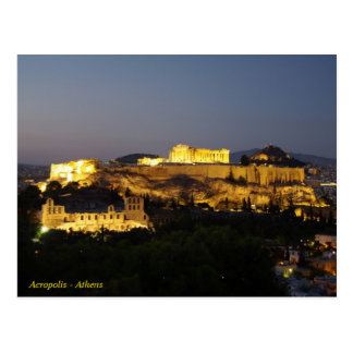 Acrópolis - Atenas Postales