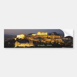Acropolis – Athens Car Bumper Sticker
