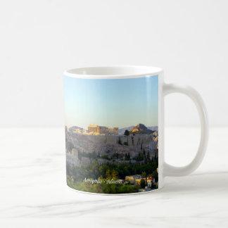 Acropolis - Athens Coffee Mug