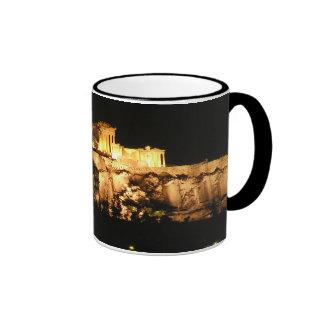 Acropolis -- Athens Greece Mugs