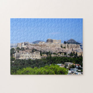 Acropolis – Athens Jigsaw Puzzle