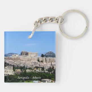 Acropolis – Athens Acrylic Keychains