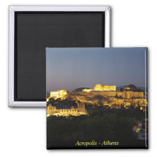 Acropolis - Athens Refrigerator Magnets