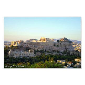 Acropolis – Athens Photo Print