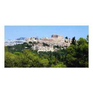 Acropolis – Athens Photo Card