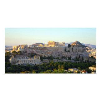 Acropolis – Athens Photo Card Template