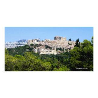 Acropolis – Athens Picture Card
