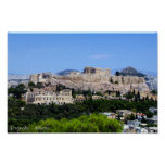 Acropolis – Athens Poster