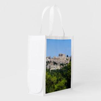 Acropolis – Athens Reusable Grocery Bag