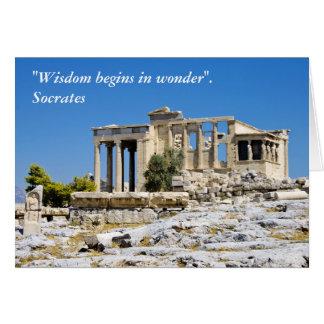 Acropolis Card