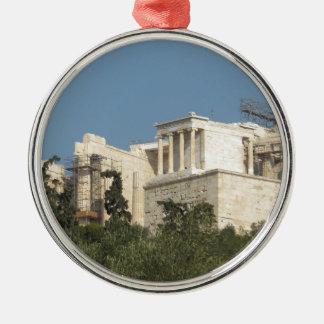 Acrópolis de la arquitectura de Atenas de Grecia Adorno De Reyes