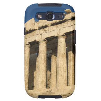 Acrópolis del Parthenon en Atenas Galaxy S3 Fundas