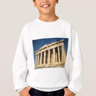 Acrópolis del Parthenon en Atenas Sudadera