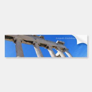 Acropolis Erechtheion - Athens Bumper Sticker
