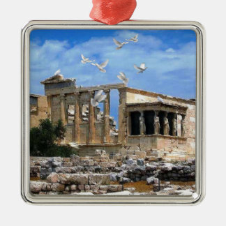 Acrópolis Erechtheum Atenas Grecia Ornato