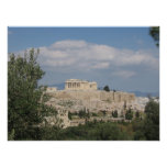 Acropolis (Greece) Print