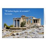 Acropolis Greeting Cards