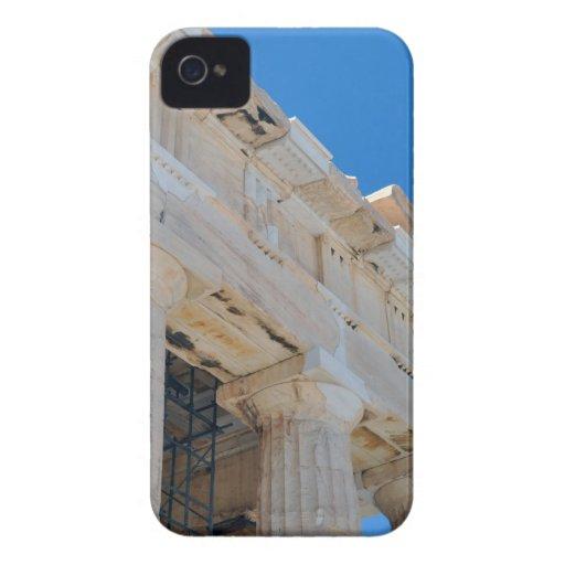 Acrópolis iPhone 4 Case-Mate Protectores