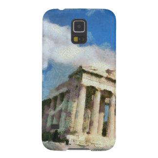 Acrópolis maravillosa en Atenas Carcasa De Galaxy S5