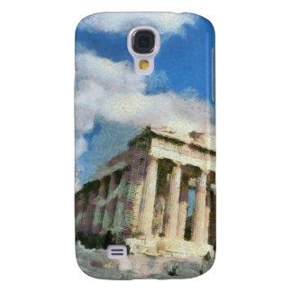 Acrópolis maravillosa en Atenas Funda Para Galaxy S4
