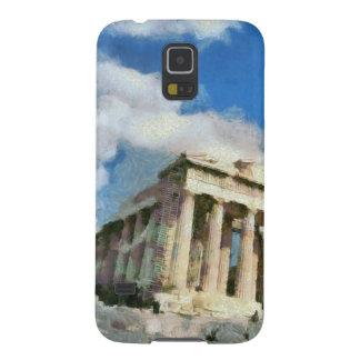 Acrópolis maravillosa en Atenas Funda Para Galaxy S5