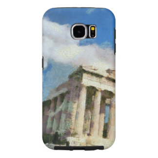 Acrópolis maravillosa en Atenas Fundas Samsung Galaxy S6