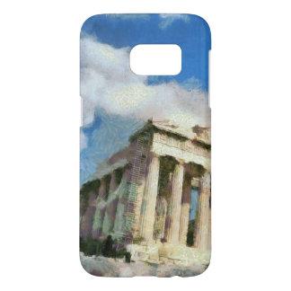 Acrópolis maravillosa en Atenas Fundas Samsung Galaxy S7