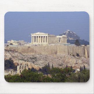 acropolis mouse pad