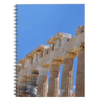 Acropolis Spiral Notebooks