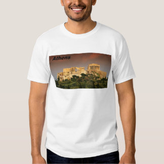 acropolis--of--athens--Aggelin--jpg T Shirts
