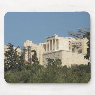 Acropolis of Athens Architecture Of Ancient Greece Mouse Pad