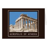 Acropolis of Athens Card