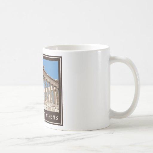 Acropolis of Athens Mugs