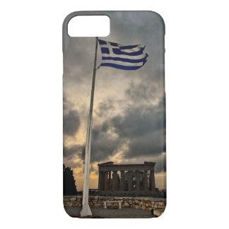 Acropolis Parthenon Sunset Greece iPhone 7 Case