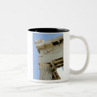 Acropolis Two-Tone Coffee Mug