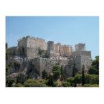 Acrópolis - una visión desde Areopagus Postal