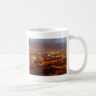 Across Liverpool to the River Mersey & Wirral Coffee Mug